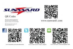 Sunward QR Codes at iHobby Expo