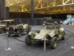 iHobby Expo 2012 big vehicles