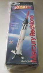 Estes Mercury Redstone Kit 2167 with Liberty Bell