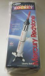 Limited Number of Estes Mercury Redstone Kit 2167 Liberty Bell Now Available