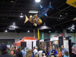 fish at iHobby Expo