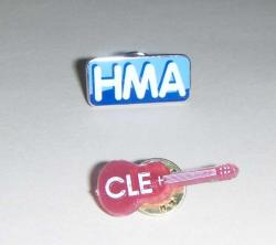 Lapel Pins at iHobby Expo