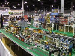 Lego Train 2 at iHobby Expo