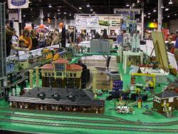 Lego Train at iHobby Expo