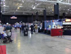 iHobby Expo 2012 Main Floor 2