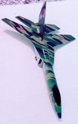 The Maverick Model Rocket Kit by Sunward