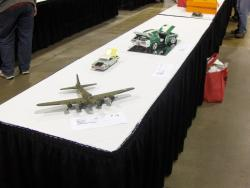 Model Building Contest at iHobby Expo 2011