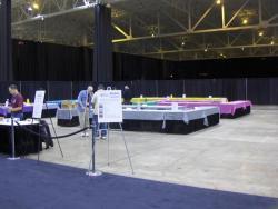 iHobby Expo 2012 Model Contest Area