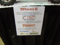 Robo Magellan 2 at iHobby Expo