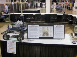Robo Magellan at iHobby Expo