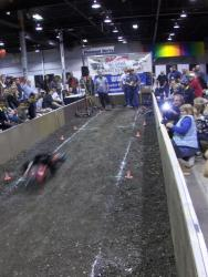Tractor Pull at iHobby Expo 2011