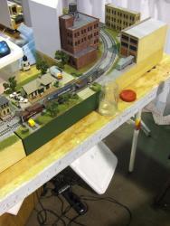 Train Layout 4 at iHobby Expo