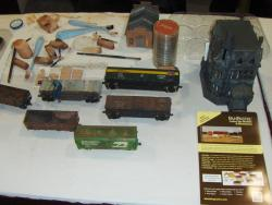 Train Weathering at iHobby Expo