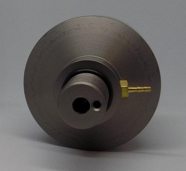 J Motor Injector Bell - SS Liner by HyperTEK other end