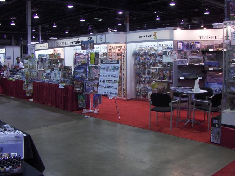 display at iHobby Expo