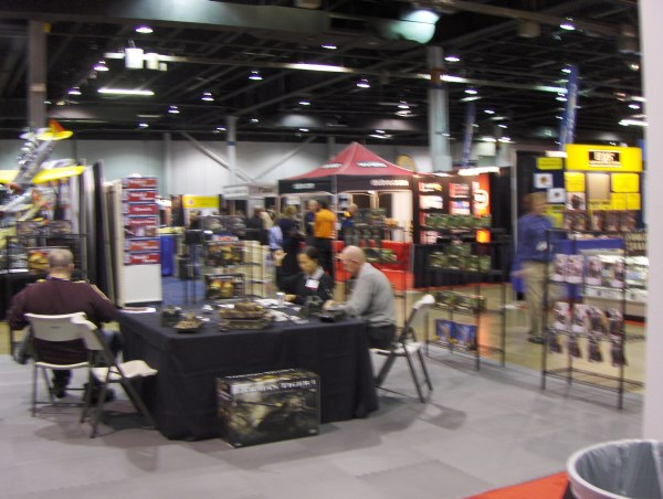 General View at iHobby Expo