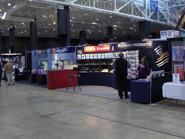 iHobby Expo 2012 Hi Maxx MPI Maxx