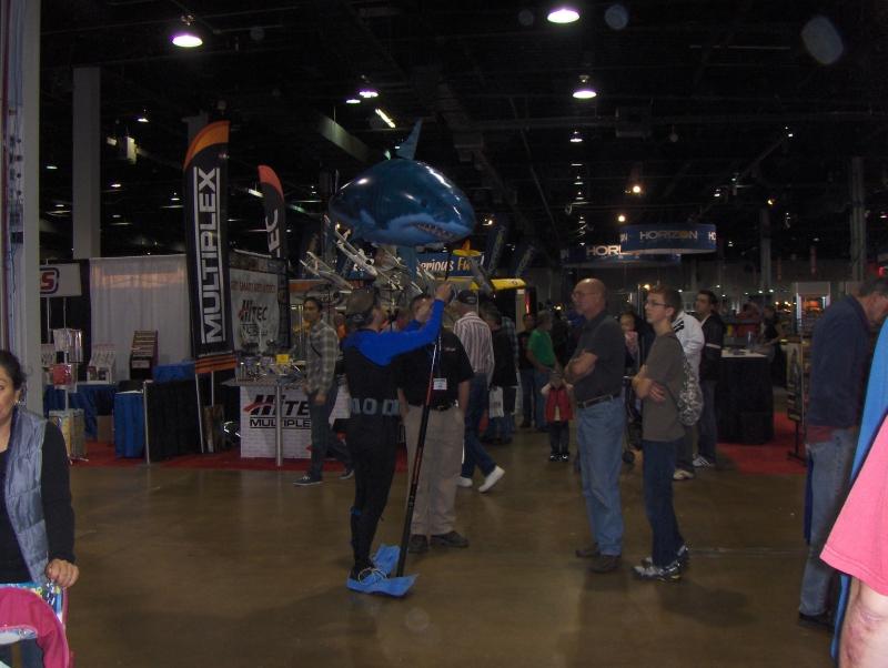 Killer Shark at iHobby Expo