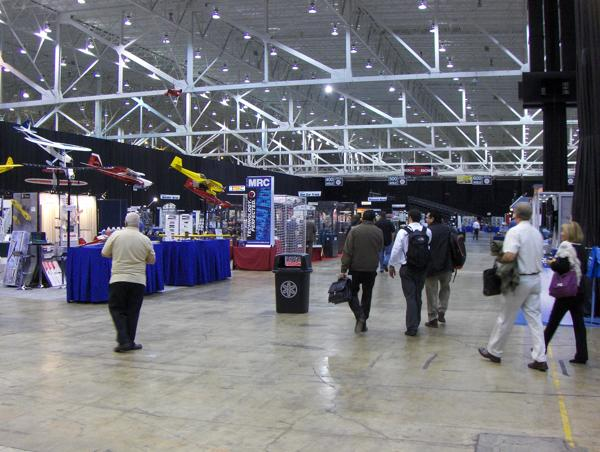 iHobby Expo 2012 Main Floor 11