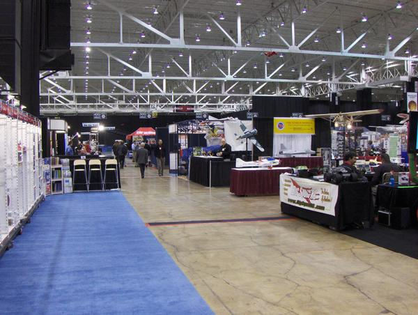 iHobby Expo 2012 Main Floor 12