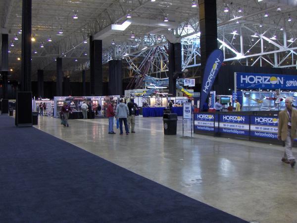 iHobby Expo 2012 Main Floor 5