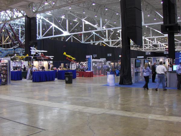 iHobby Expo 2012 Main Floor 7