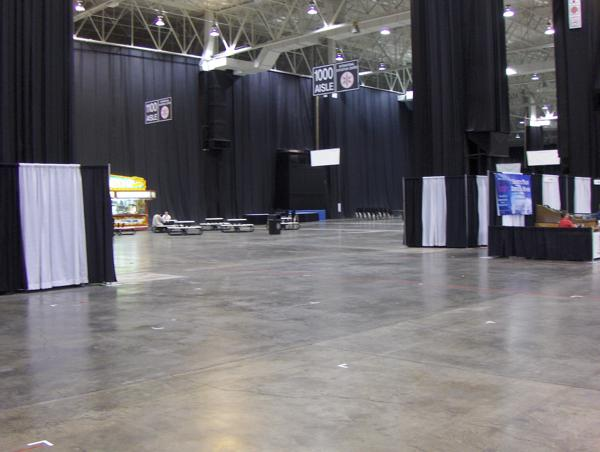 iHobby Expo 2012 Make and Take Area
