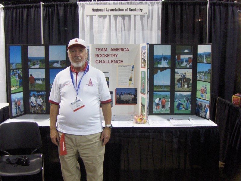 NAR booth at iHobby Expo 2011