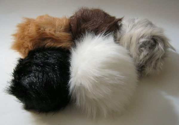 Stage Props Tribbles Colors