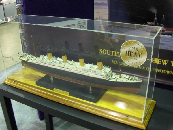 Titanic at iHobby Expo