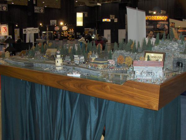 iHobby Expo 2012 Trains Display