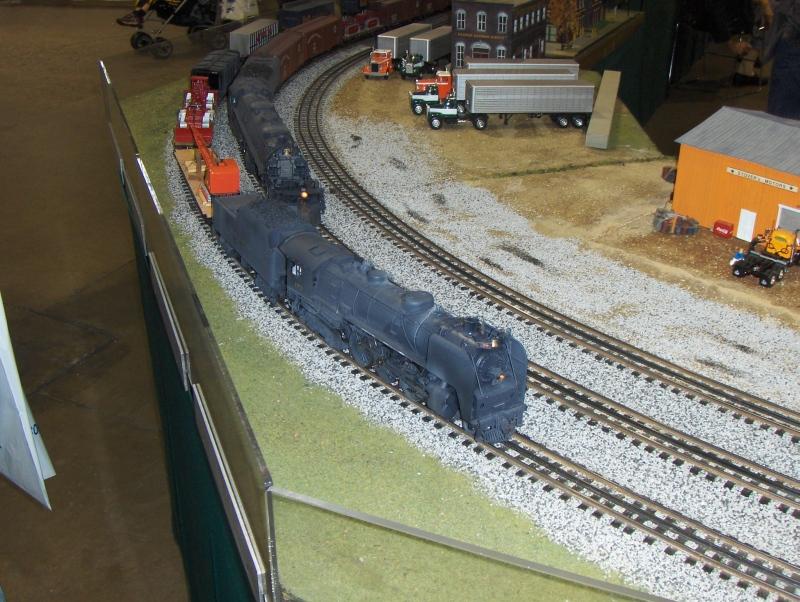 Train Layout 10 at iHobby Expo