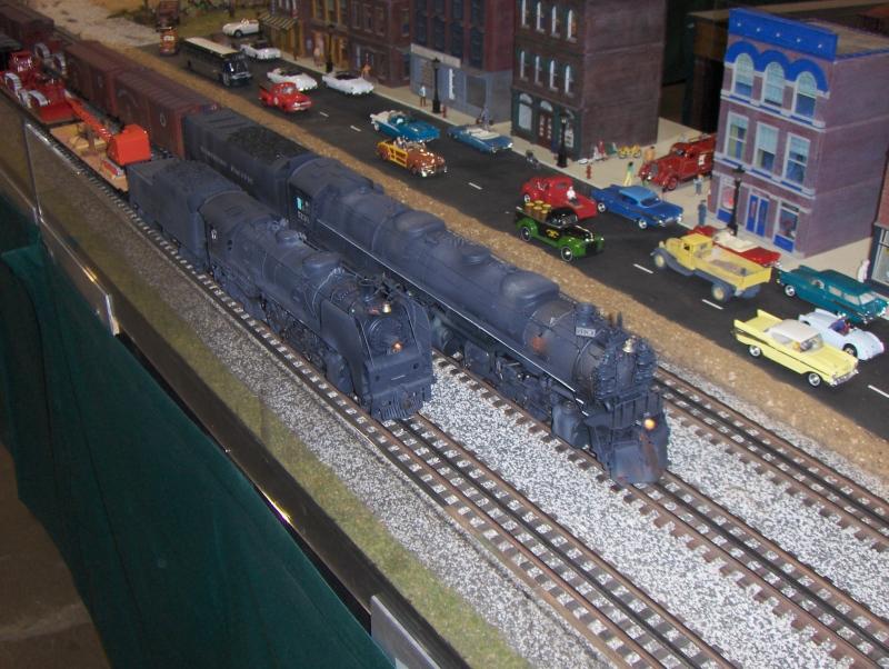 Train Layout 11 at iHobby Expo