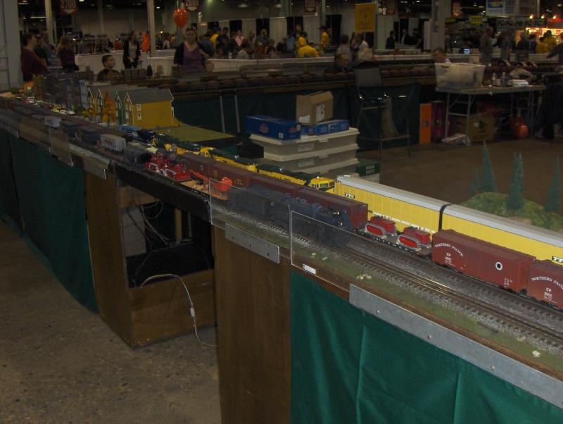 Train Layout 12 at iHobby Expo