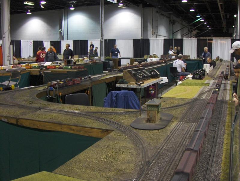 Train Layout 8 at iHobby Expo