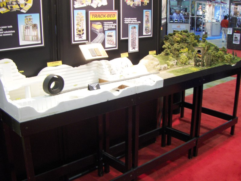 iHobby Expo Train Set Design