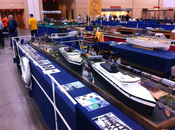Trains and Boats iHobby Expo 2013 Pictures