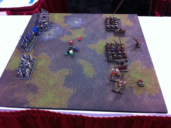 Warhammer Figures iHobby Expo 2013 Pictures